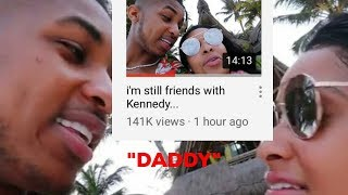 DDG Deleted Video With Kennedy  (She calls him daddy)