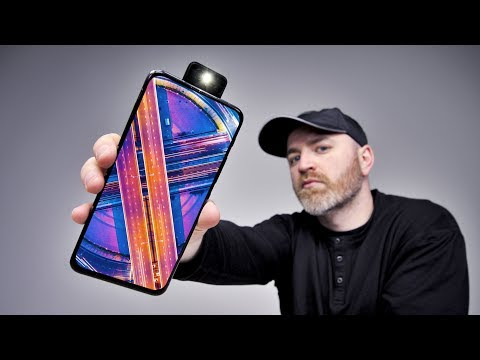 The Zenfone 6 Has A Crazy Camera Trick