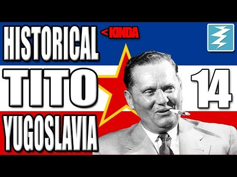 CHEATER YOU CHEATER!  [14] Yugoslavia - Death or Dishonor - Hearts of Iron IV HOI4