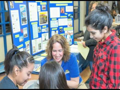 Unidos Community Fair at West Mesa High School