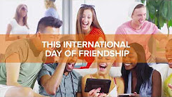 International Friendship Day!