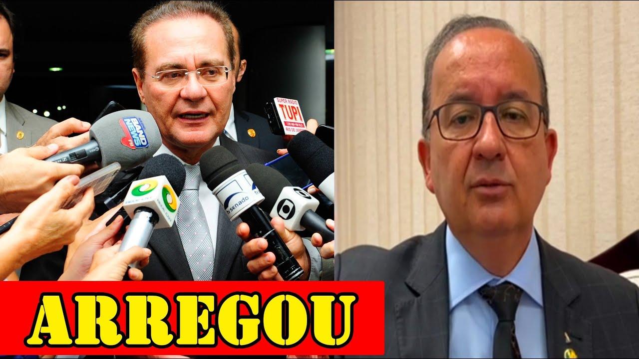 RENAN CALHEIROS PEDE DESCULPA E JORGINHO REAGE: 'NÃO ME ARREPENDO, FARIA...