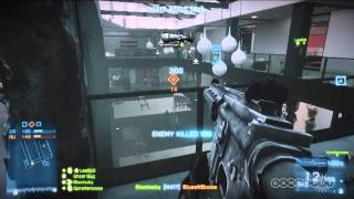 All the New Guns! - Battlefield 3: Close Quarters