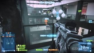 All the New Guns! - Battlefield 3: Close Quarters