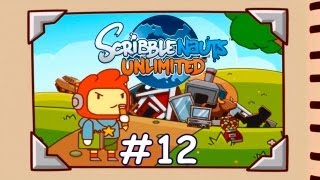 Reidio Plays Scribblenauts Unlimited! Ep.12 Story Time