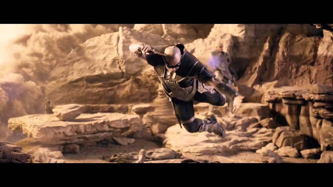 Riddick trailer NL