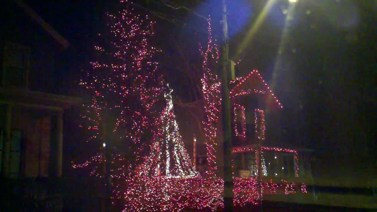 coolest christmas lights in saratoga springs ny - Coolest Christmas Lights