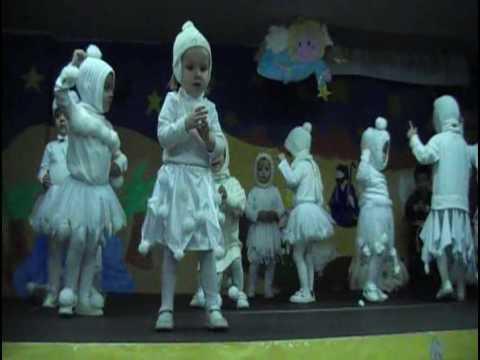 Copos de nieve bailando youtube - Copos de nieve manualidades ...