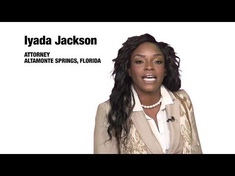 Iyada Jackson, Florida Attorney, Jackson Legal Services, LLC., Offices Altamonte Springs and Orlando