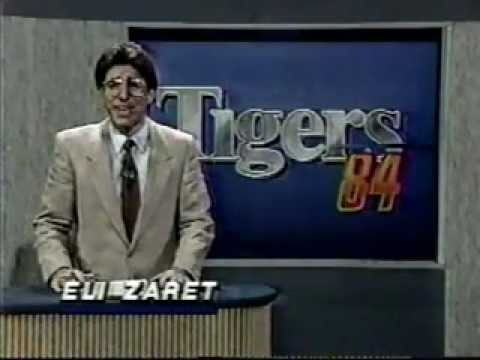 WDIV Detroit: April 8, 1984: Tigers '84, Sparky & Al