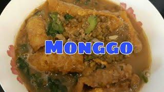 Ginisang Monggo