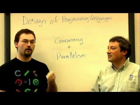 DPL CH1 - Concurrency and Parallelism