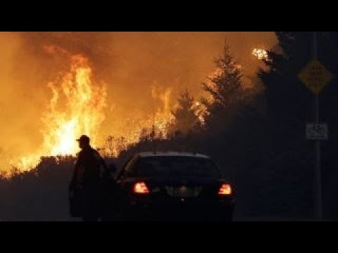 State of emergency in California over wildfires