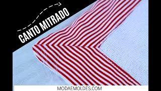 ACABAMENTO PERFEITO COM CANTO MITRADO