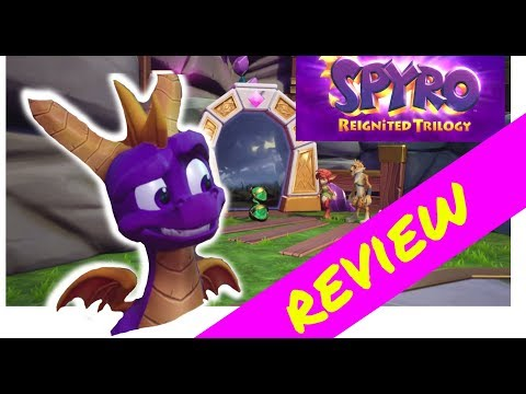 Spyro Reignited Trilogy / Playstation 4 Pro / Review 2018