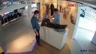 HIKVISION DS-2DE2A404IW-DE3(2.8-12MM)(C) vidéo