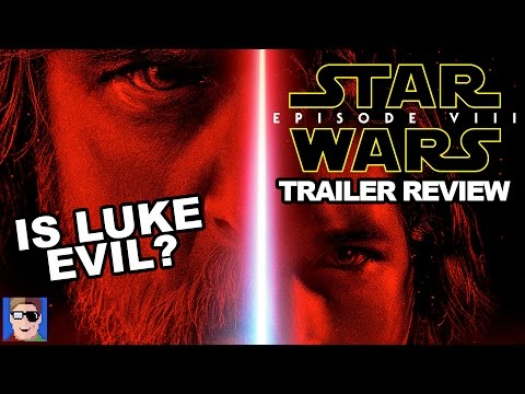 Thumbnail: Star Wars Theory: Will Luke Be Evil?!