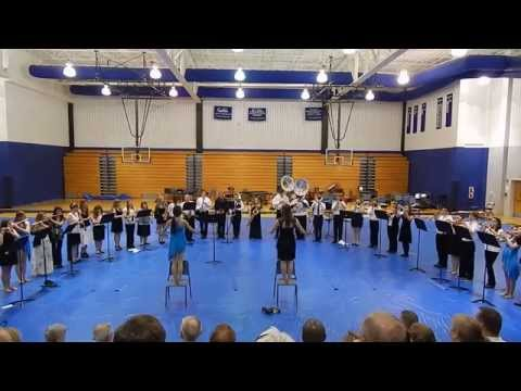 Parkwood High School Marching Band