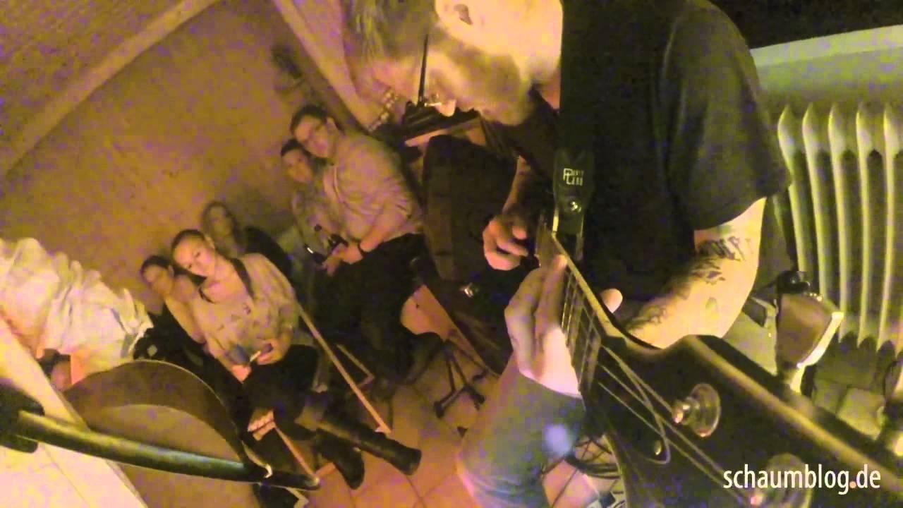 Wohnzimmerkonzert Ole Hauk Band