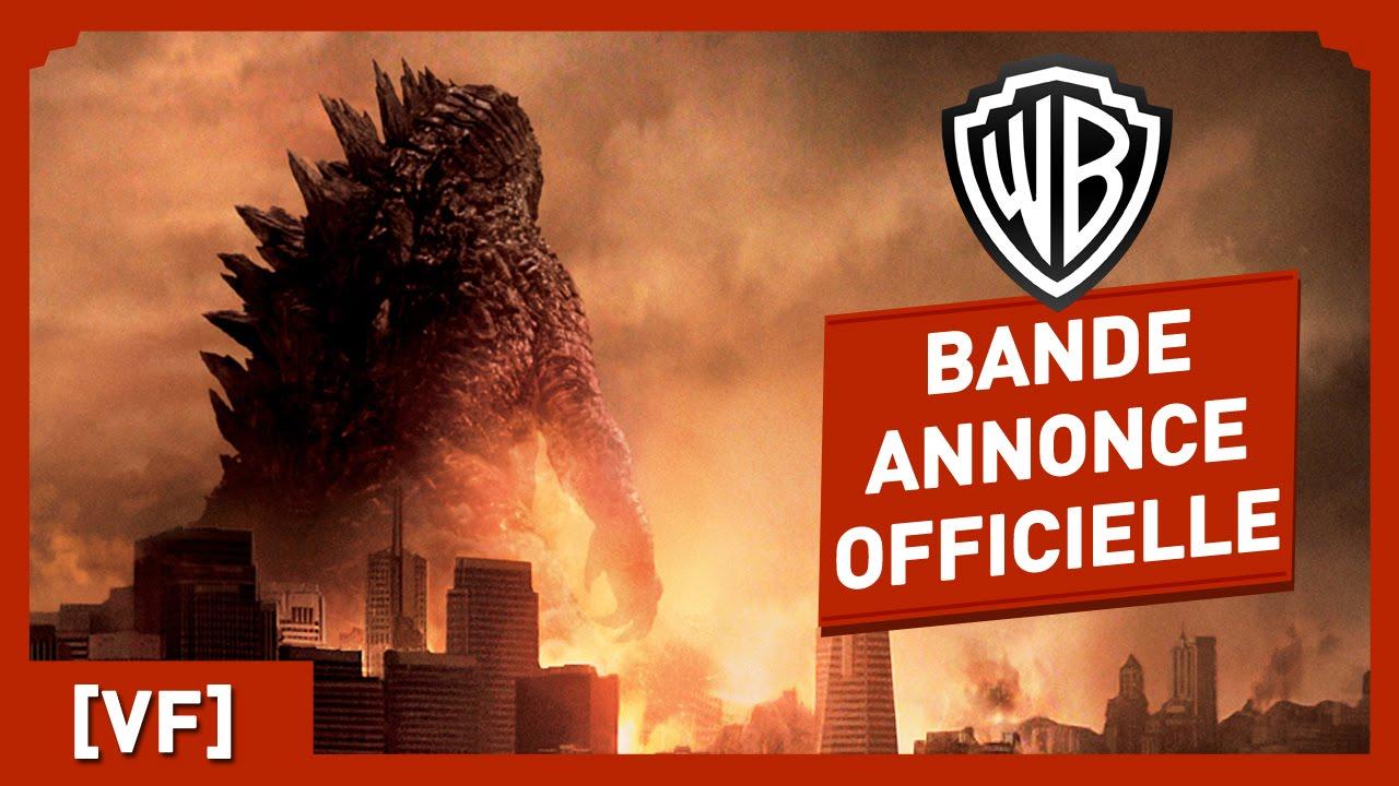 Godzilla - Bande Annonce Officielle 3 (VF) - Bryan Cranston / Aaron Taylor-Johnson