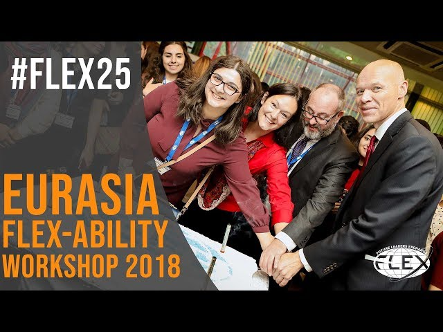 Eurasia FLEX-Ability Workshop 2018