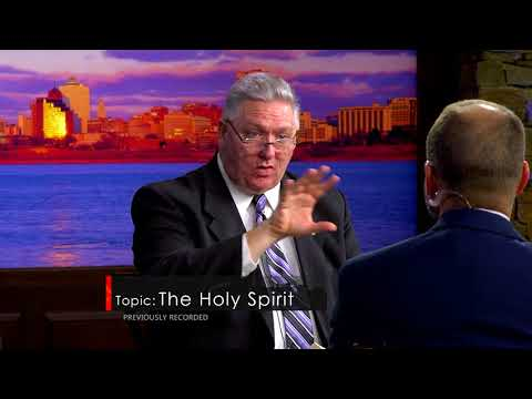 GBNLIVE - The Holy Spirit