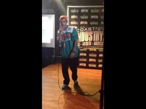 """ILLY""- Coast2CoastLive Tour Philly 3/26/2013"