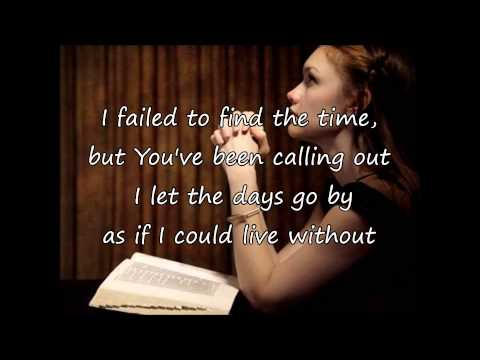 Pray by Sanctus Real with Lyrics