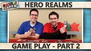 Hero Realms - Game Play 2