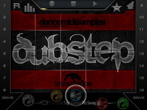 Music Ipad Iphone App: Dub Step