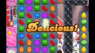 Candy Crush Saga Level 1385 (No booster)