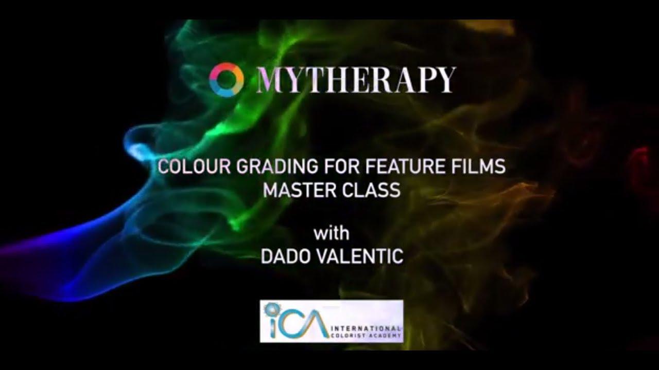 Color Grading Feature Films - Colorist Masterclass at Manhattan Edit  Workshop with Dado Valentic