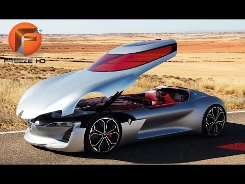TOP 8 MOST INSANE Concept Cars Of 2016