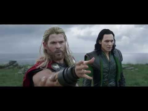 Thor : Ragnarok - Extrait : À genoux (VF)