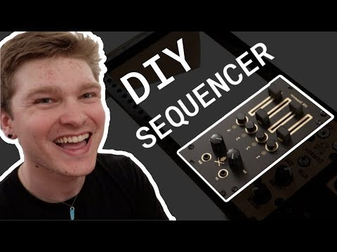 DIY Synth - Sequencer!