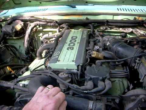 Ka24e Engine Wiring Diagram Vg30 Conversion My 1980 720 4x4 Youtube
