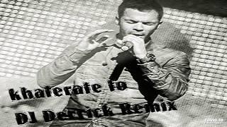 Sirvan khosravi khaterate to DJ Derrick remix