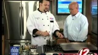 In The Kitchen: Stir Fry With Mango Garlic Mojo Sauce