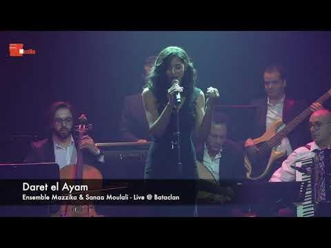 Daret El Ayam (Live) - ودارت الأيام - Mazzika