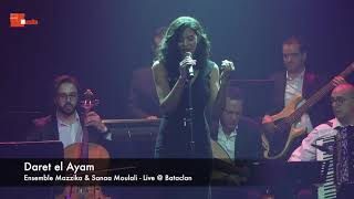 Daret el Ayam (Live) - ودارت الأيام - Ensemble Mazzika