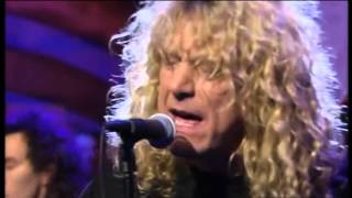 Robert Plant & Jimmy Page 'Gallows Pole'   Jools Holland Show 1994 BBC