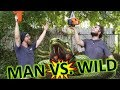 MAN *AND WOMAN* VS. WILD