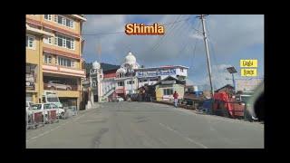 Chandigarh to Shimla Road Trip Gerhi Route via Panchkula Kalka Dharampur Kumarhatti Solan - New Road