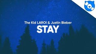 The Kid LAROI - Stay (Clean - Lyrics) feat. Justin Bieber