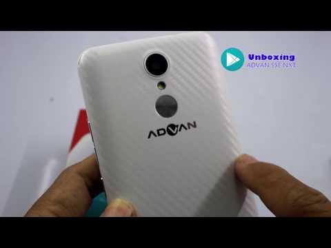 Unboxing Advan S5E Nxt TERBARU, Ram 1GB Layar 5.0 inchi Murah Berkualitas