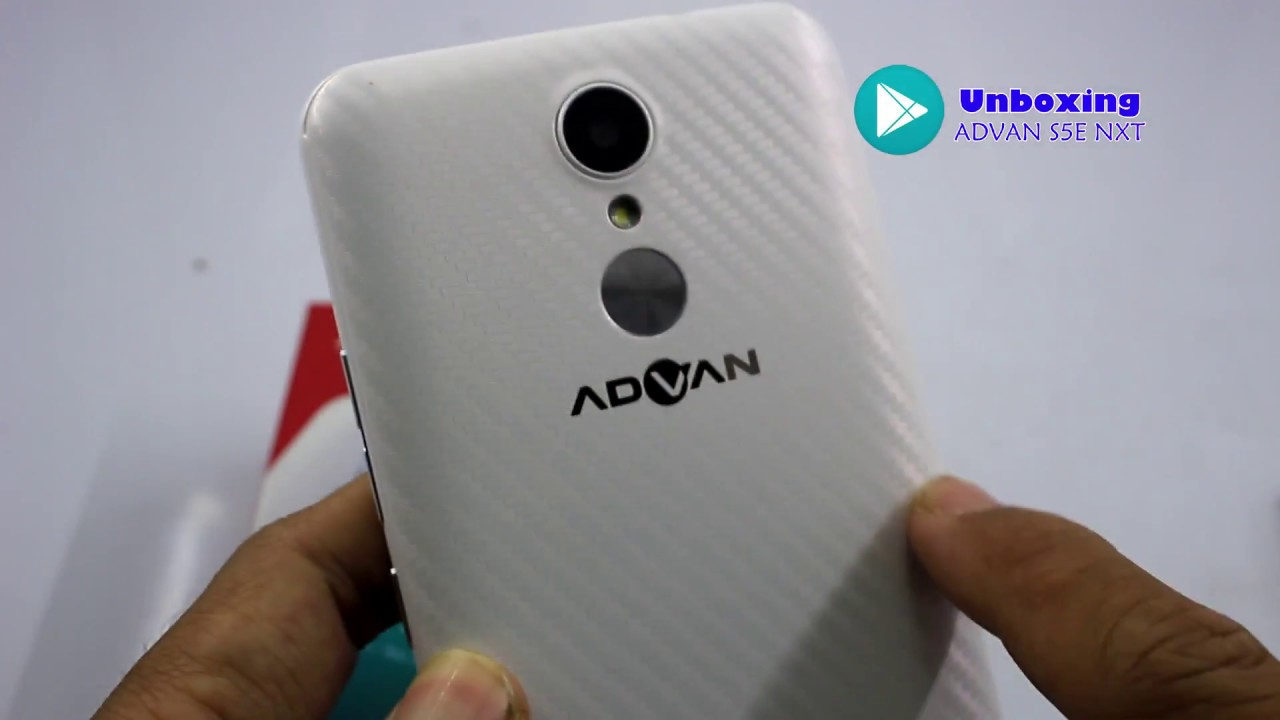 Unboxing Advan S5e Nxt Terbaru  Ram 1gb Layar 5 0 Inchi