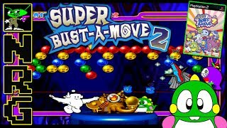 NRG: 5-10 Minutes of Gameplay - Super Bust-A-Move 2 [Playstation 2]