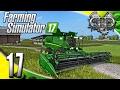 Farming Simulator 2017 Gameplay :EP17: John Deere Combine Harvester! (PC HD GIANTS Island)