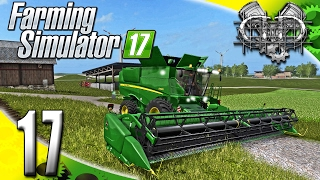 Farming Simulator 2017 Gameplay :EP17: John Deere Combine Harvester! (PC HD GIANTS Island)
