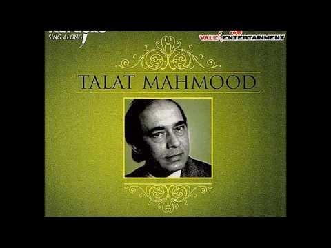 Ghazal: Naqsh fariyaadi hai kis ki shokhi-e-tahreer ka (Talat Mahmood)